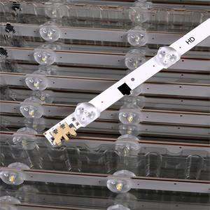 Image 3 - Kit 5 PCS 9LED 650mm LED backlight strip bar for samsung UE32F5000 D2GE 320SC0 R3 2013SVS32H CY HF320AGEV3H BN96 26508a