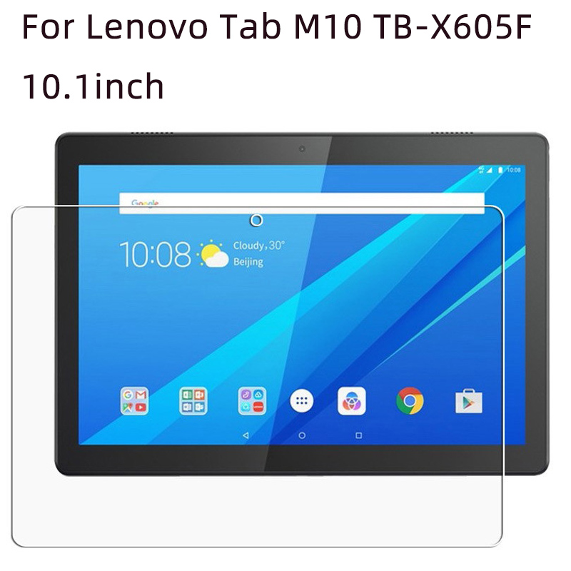 Screen Protector Tablet Film For Lenovo Tab M10 Tab-X605F Tempered Glass Protective For Tab M10 TB-X605F TB-X605L 10.1 inch