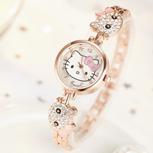 Girls Watches Hello Kitty Women Watch Ki
