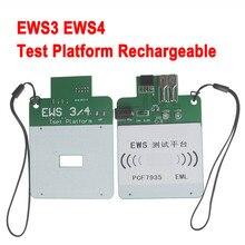 Hotsell EWS3 EWS4 Thử Nghiệm Nền Tảng Cho Xe BMW & Cho Rằn Ri Có Thể Thử Nghiệm Eml Chìa Khóa Điện Tử Làm Việc Hoặc không EWS Thử Nghiệm Nền Tảng
