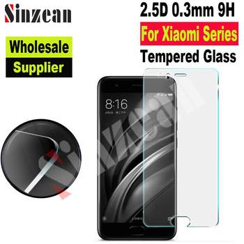 50pcs For Xiaomi Redmi Note 9 Pro/Note 8T/Note 8 Pro/Note 7 Pro 2.5D Clear Tempered Glass For Redmi 8A/7A/6A Screen Prtector