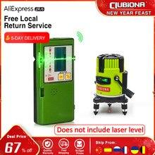 Niveau Laser vert/niveau laser linéaire/niveau de construction/niveau infrarouge/niveau laser croisé récepteur ou détecteur