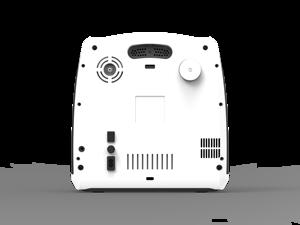 Image 5 - رائجة البيع الرعاية الصحية الطبية المحمولة الكهربائية 6L آلة الأكسجين/مُكثّف أوكسجين