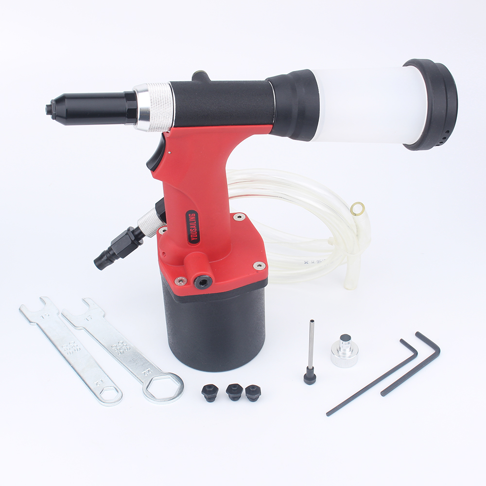 Air Blind Red YOUSAILING Industrial Riveter Vacuum S30 Rivet High 4 4 2 Quality Pneumatic Color 8mm Level Guns