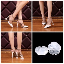 5 Pair Newest High Heel Protectors High Heeler Stiletto Shoe Heel Saver Antislip Silicone Heel Stoppers for Bridal Wedding Party