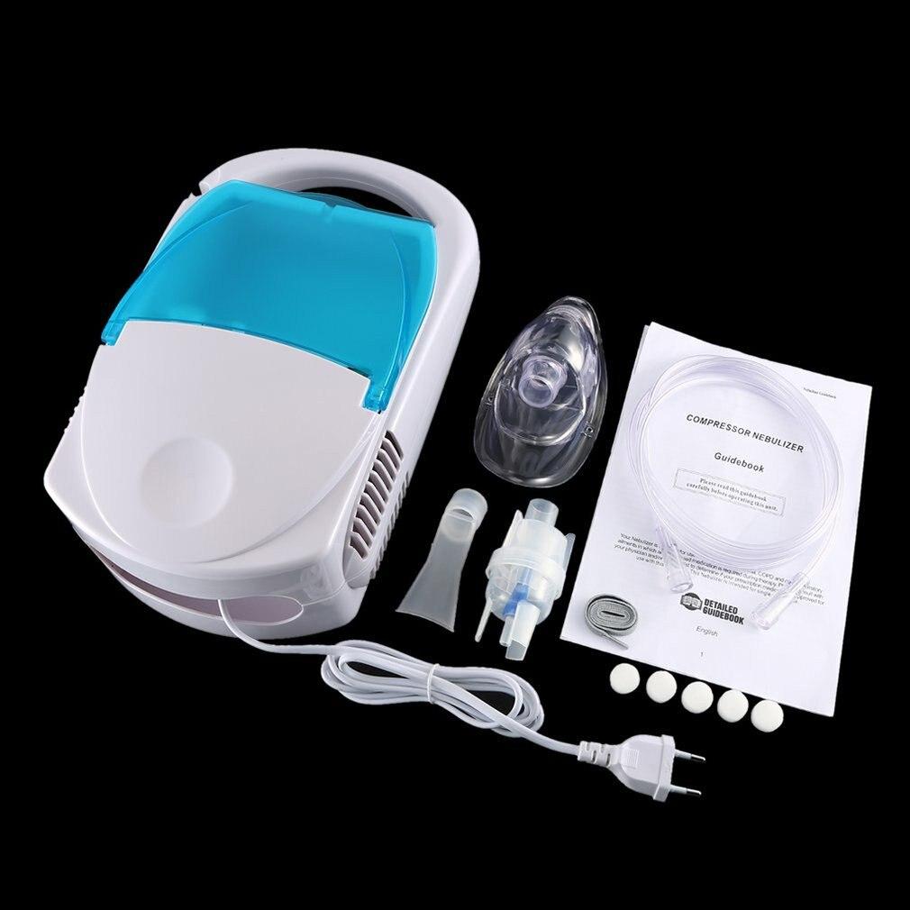 Portable Nebulizer Children Adult Atomizer Inhalation Air Compression Atomizer To Provide Therapie Machine Gezondheidszorg