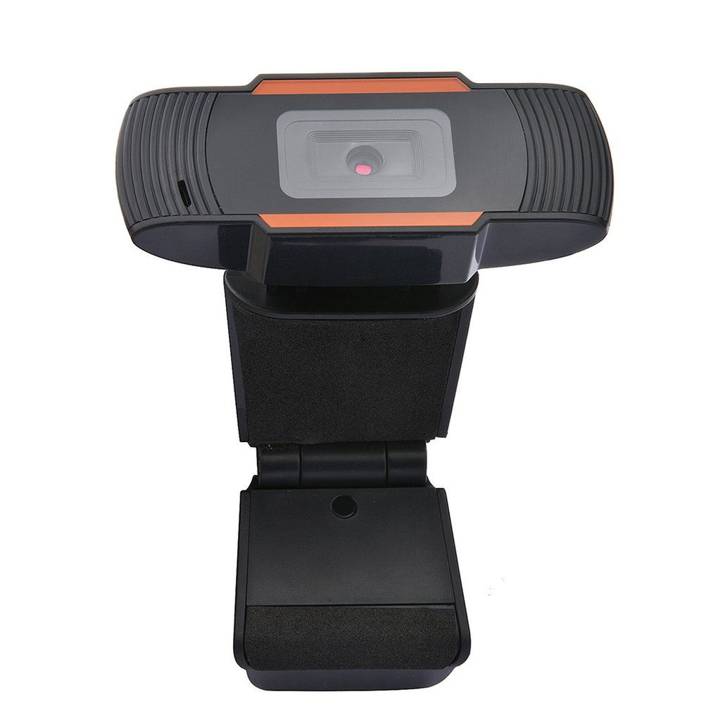 A870 Rotatable HD Webcam USB Rotating Camera Video Recording Web Camera With Microphone For PC Computer