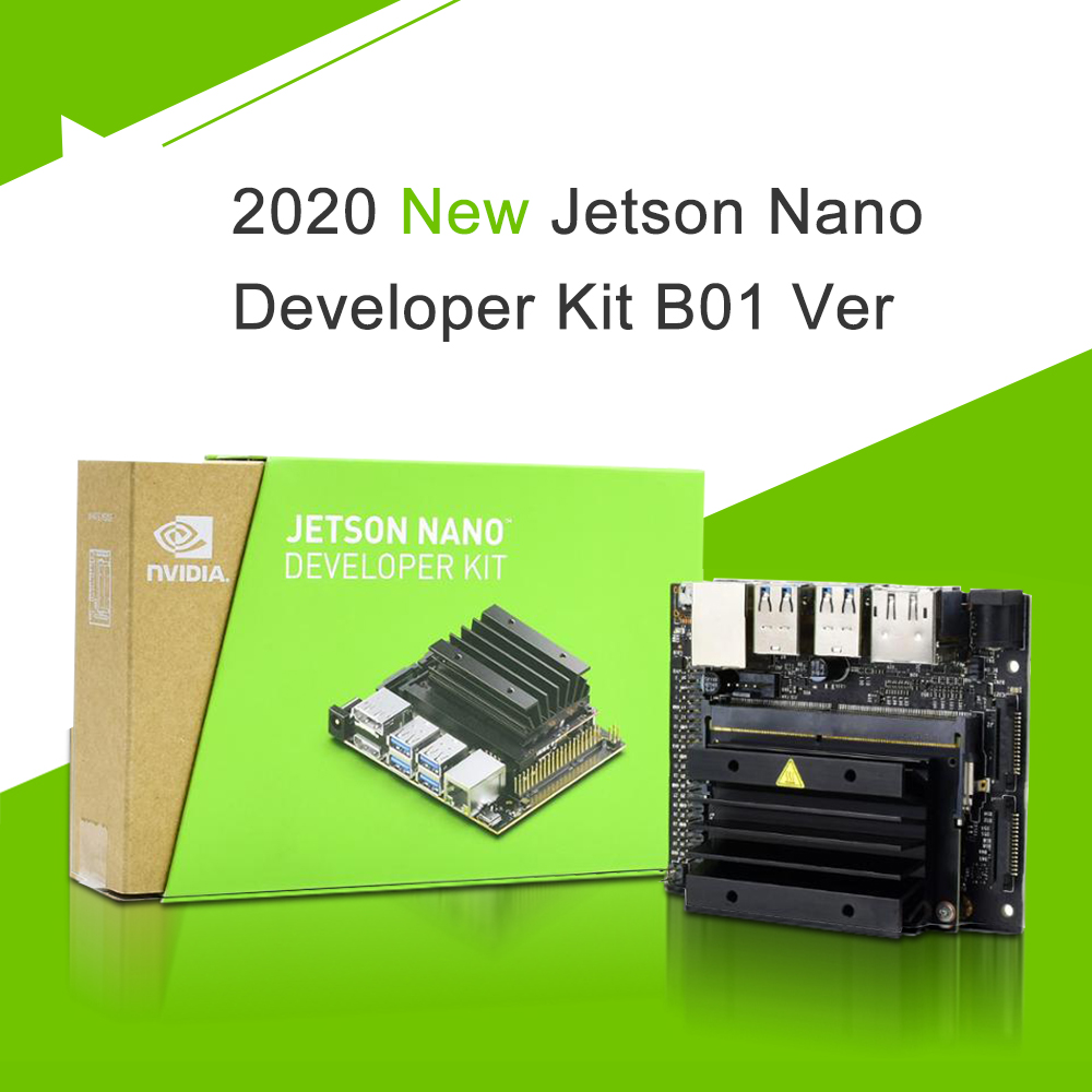 2020 Nvidia Jetson Nano Developer Kit B01 Version Linux Demo Board AI Development Board Platform