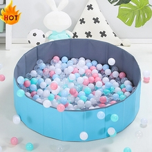Playground-Toys Ball-Pool Room-Decor Foldable Baby Children Infant for Fence Birthday-Gift