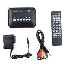 1080P HD media player HDMI multi function hard disk HD player SD/MMC TV Videos RMVB Mp3 Multi Media Player Box
