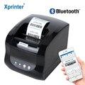 Xprinter принтер штрих-кода этикеток термопринтер 20 мм-80 мм клейкая наклейка бумага для мобильных телефонов windows
