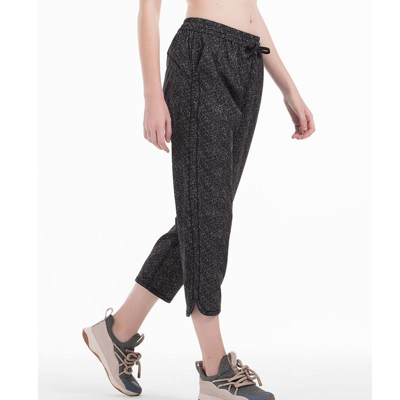 2020 women loose Drawstring leggings quality Women Top Quality Capris