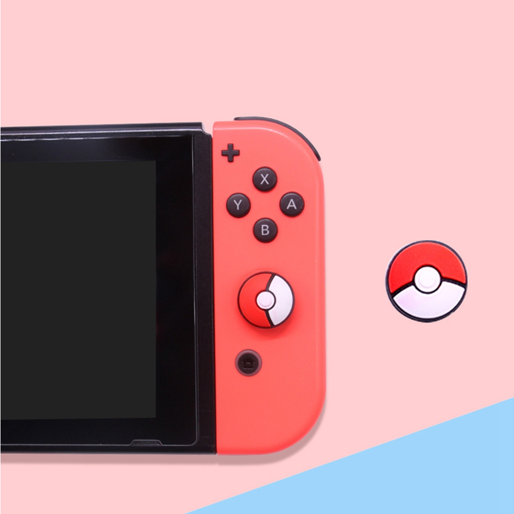 1pcs Silicone Analog Grips Cap For Nintend Switch NS Controller Skin Joy Con Caps Cover