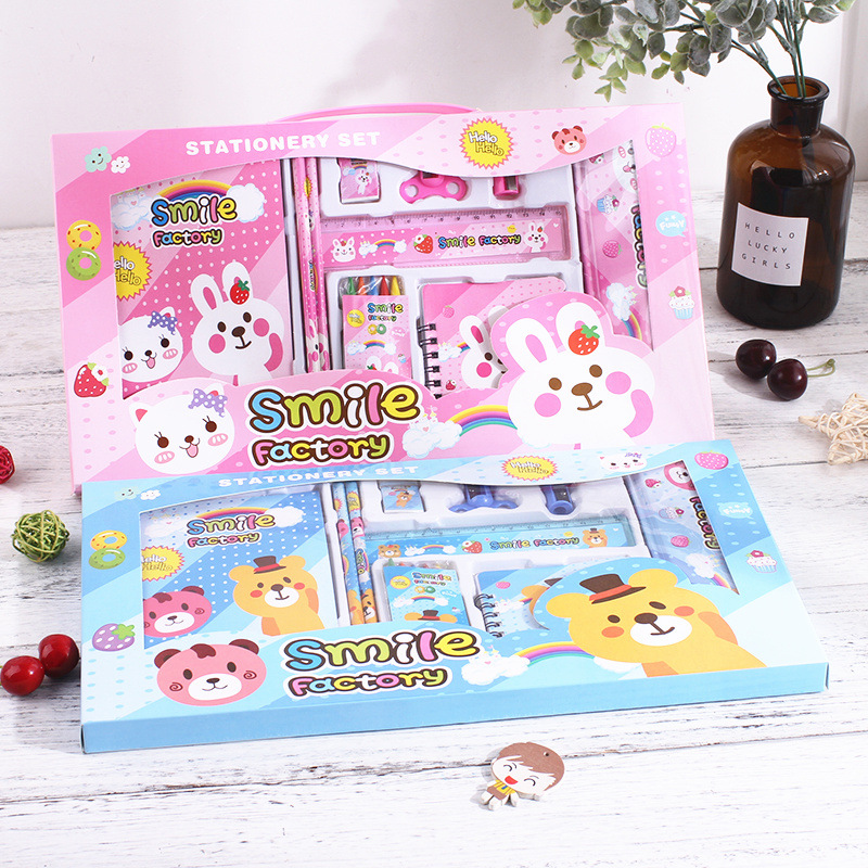 Creative Young STUDENT'S Stationery Set Children Scriptum Holiday Prizes Combination Stationery