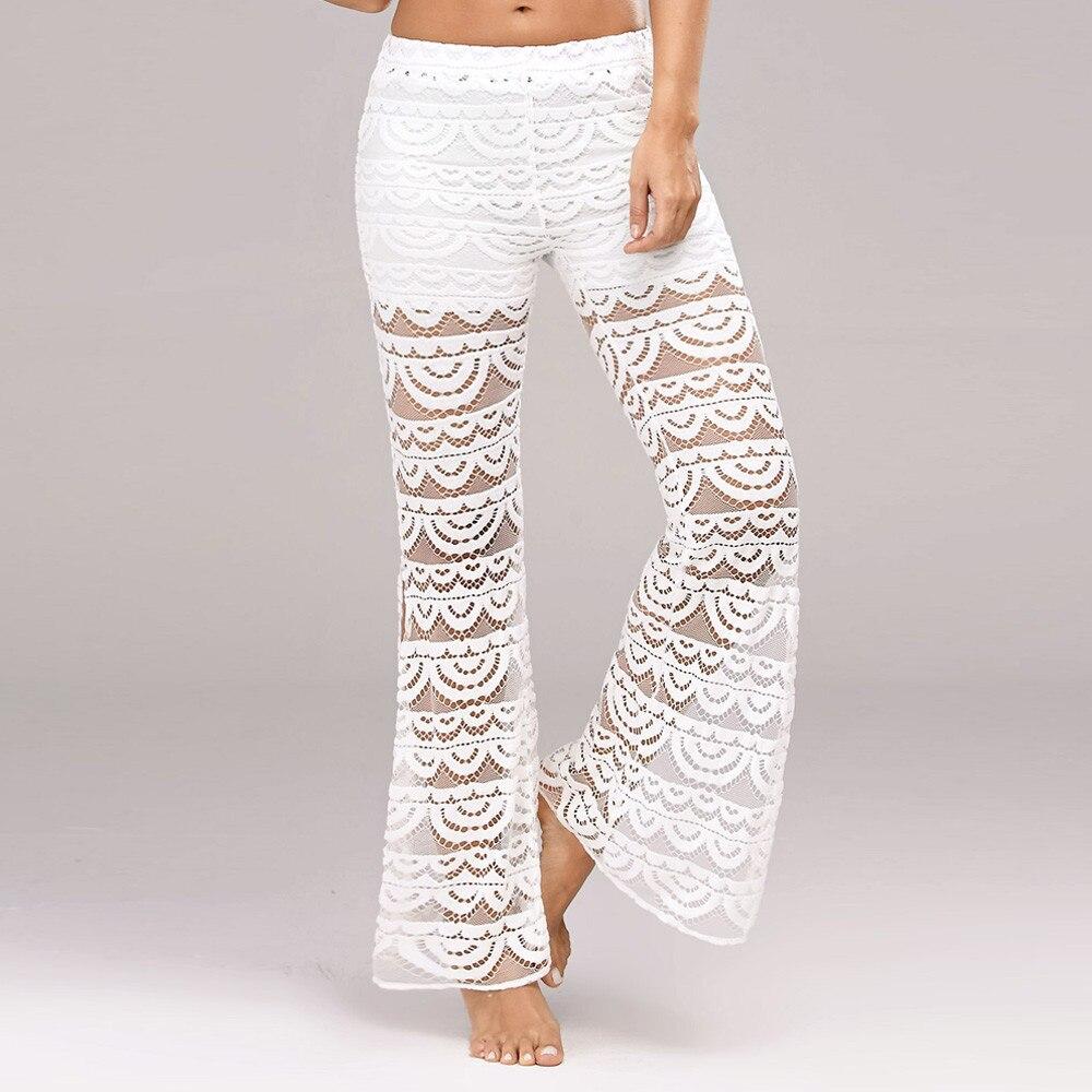 womens pants high waisted flare pants set  Fashion Lady Stretch Elegant womens trousers casual pants baggy pants women#A3