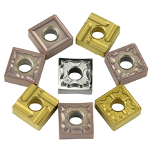 10pcs SNMG120404 SNMG120408 Carbide Insert for MSDNN MSSNR External Turning Tool SNMG R S/L S Blade Stainless Steel Cutter CNC L