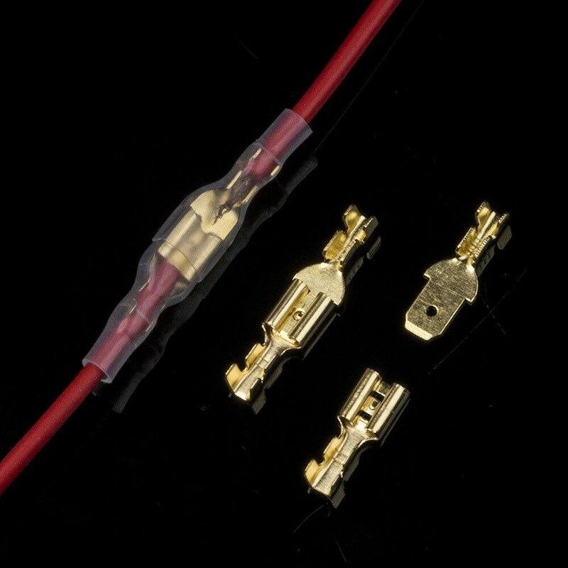 Купить 315/450/900 шт 28/48/63 мм обжимных разъёмов коннекторов для