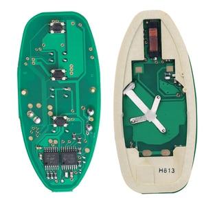 Image 2 - KEYECU Smart Remote Car Key Fob 3 Button 315MHz ID46 for Infiniti FX35 FX45 2005 2006 2007 2008 FCC: CWTWBU619