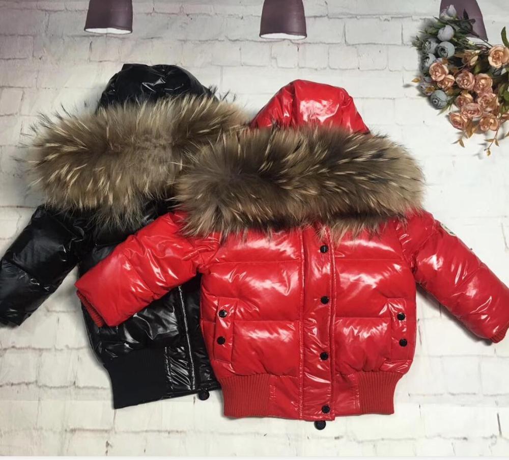 2019 Children/'s Girl Down Garment Jacket Overcoat Thickened Korean Duck Down Hot