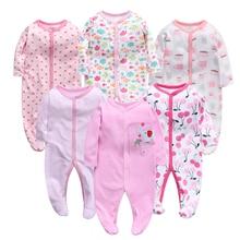 Newborn Clothing Baby girl boy overalls for kids Sleepwear Free shipping winter jumpsuit costume suit children
