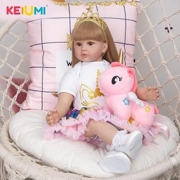Кукла-младенец KEIUMI 24D161-C280-S24-S07-T54 3