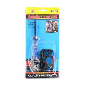 Image 3 - Car Circuit Tester DC 6V 12V 24V Voltage Auto Vehicle Gauge Test Light Auto Light Lamp Voltage Test Pen Detector Copper