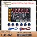 BIGTREETECH SKR PRO V1.1 плата управления 32 бит V SKR V1.3 TMC2208 TMC2209 TMC2130 части 3d принтера МКС Ramps 1,4 для Ender 3
