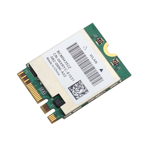 Image 3 - Wireless Adapter Card for Hackintosh dell DW1560 BCM94352Z NGFF M.2 WiFi WLAN Bluetooth 4.0 802.11ac 867Mbps BCM94352 card