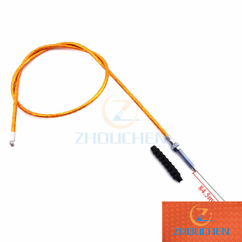 Gold Clutch Kabel Voor Chinese Pit Crossmotor Klx Lifan Yx Ssr Thumpstar Sdg Dhz Ycf Coolster Baja CRF50 CRF70