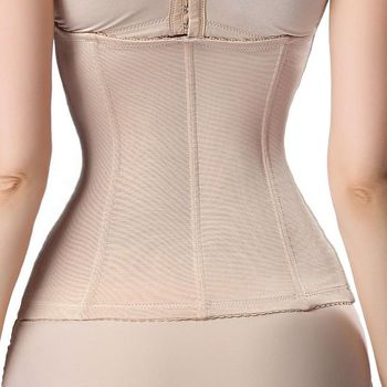 Waist trainer Modeling Strap body shaper Slimming fajas Belt Bustier Corset Shapewear waist corset Slimming Colombian girdles 2