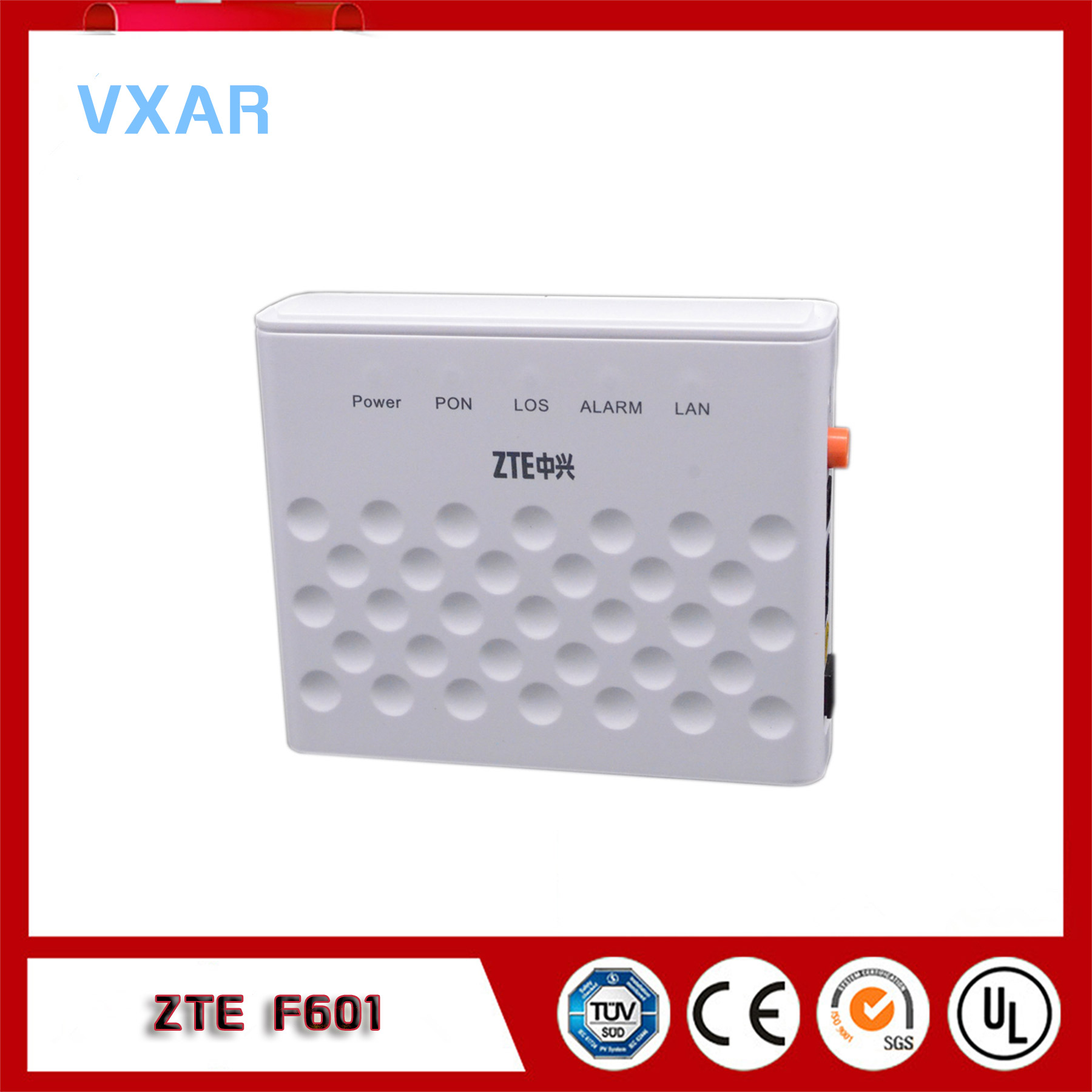 Second-hand  Optical Network Terminal ONT  GPON Modem ZTE F601