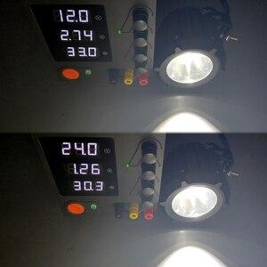 Image 5 - شريط إضاءة عمل Led مقاس 3.5 بوصة ، مصباح ضباب ، مصباح قيادة ، دراجة نارية ، 4x4 ، ATV ، SUV ، 12 فولت ، 24 فولت