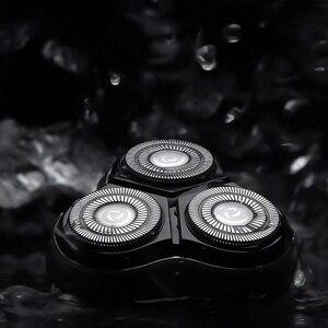 Image 4 - Enchen Men golarka elektryczna type c maszynka do golenia USB nadająca się do wielokrotnego ładowania 3 ostrza przenośny trymer do brody maszyna do cięcia baków