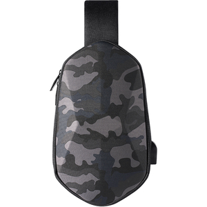 Image 2 - Youpin BEABORN polyeder PU Rucksack Tasche Wasserdichte Bunte Freizeit Sport Brust Pack Taschen Für Herren Frauen Reise Camping