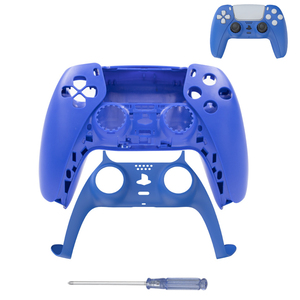 Image 5 - Skin Shell Case Cover Replacement For PS5 Console Game Gaming Controller Gamepad Protective Cover For Sony PS5 Handle Joystick