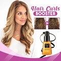 Идеальный усилитель для волос, Кератиновый комплекс, масло, гладкая шелковистая маска для волос, восстанавливающая сыворотка для поврежден...