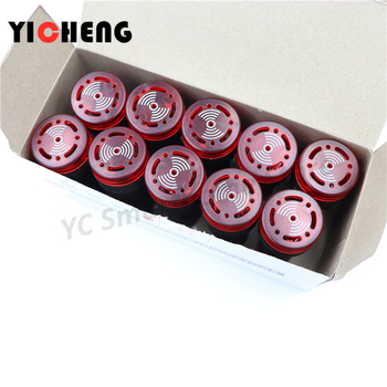 10Pcs red green yellow LED flash alarm indicator light signal lamp Flash buzzer DC 12V 24V AC 110V 220V 22mm AD16 1pcs flash buzzer alarm speaker buzzer sound light alarm electronic flash low voltage 22mm hole ad16 22sm 220v