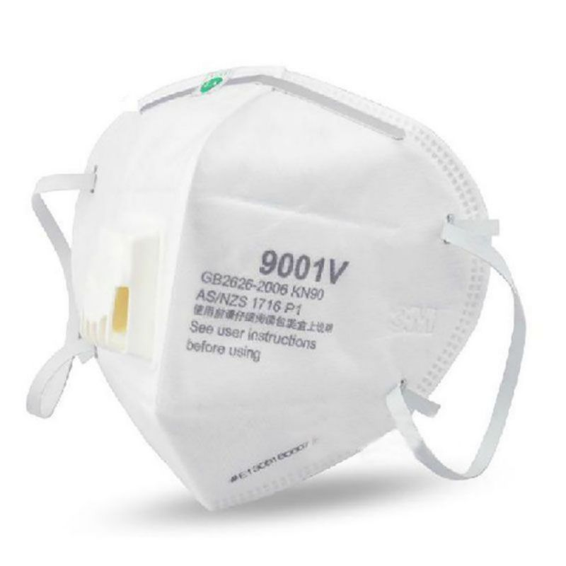 1pcs KN95 Dustproof Anti-fog And Breathable Face Masks 95% Filtration N95 Masks Features
