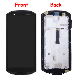 Image 2 - For Doogee S70 LCD Display And Touch Screen 5.99inch Assembly With Frame Repair Parts For Doogee S70 Lite +Free Tools