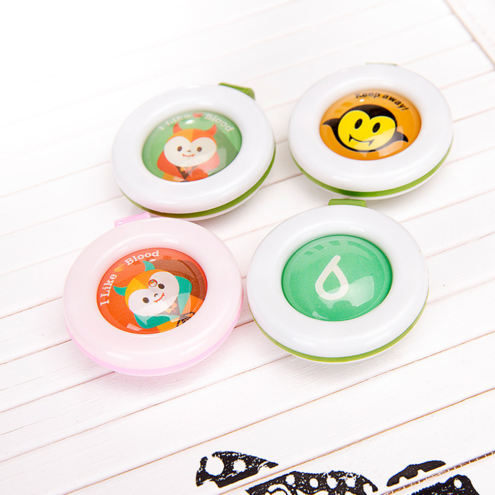 Insect Repellent Mosquito Repellent Button Baby Kids Buckle Outdoor Anti-mosquito Repellent Home Practical Gift#50