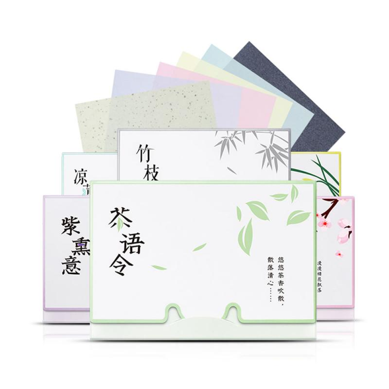 Portable 100 Sheets Natural Extract Cleansing Facial Pores Oil Control Oil-removing Oil-absorbing Paper Cosmetic Makeup TSLM1