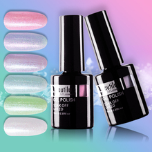 Beautilux 1pc Winter Collection Nail Colors Gel Polish Lacquer UV LED Glitter Bling Christmas Nails Art Design 10ml
