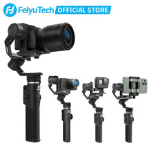 FeiyuTech – stabilisateur de caméra G6 Max officiel, cardan de poche sans miroir, pour Smartphone GoPro Hero 8 7 6