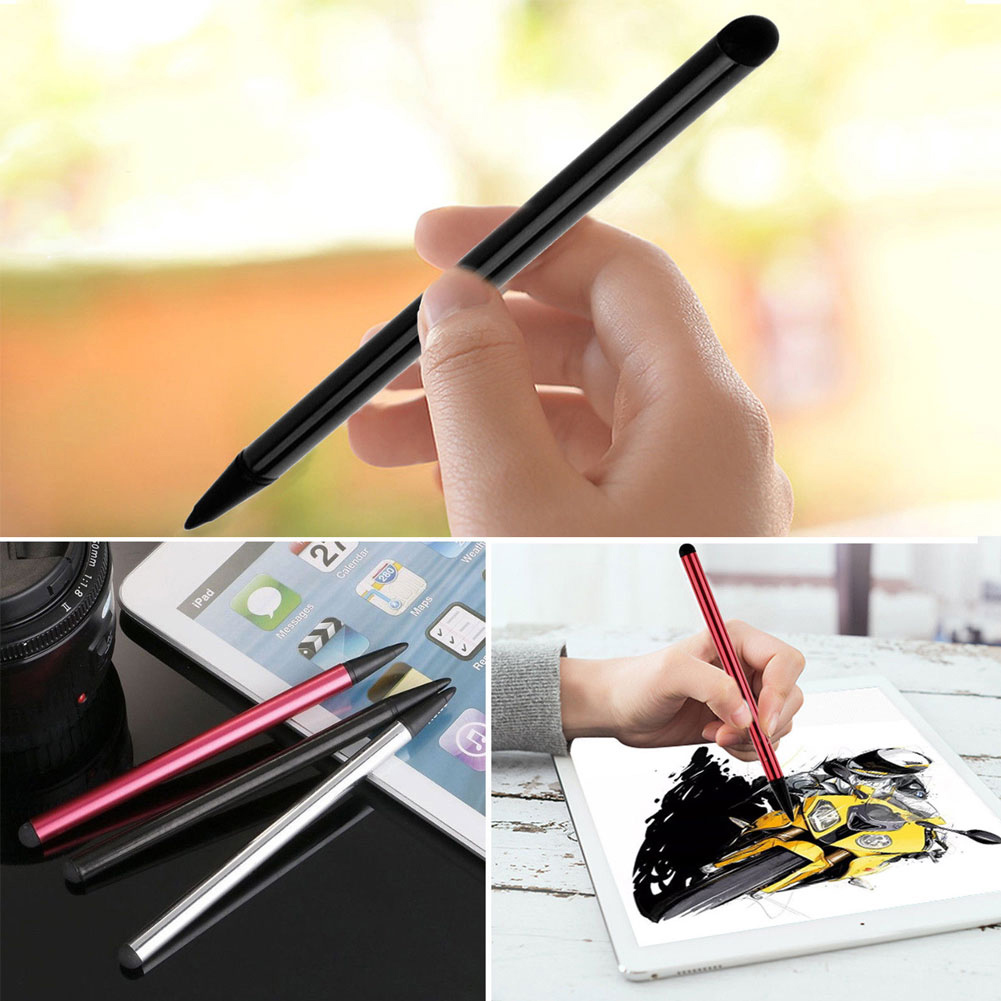 3pcs Universal Phone Tablet Touch Screen Pen Drawing Stylus for iPhone iPad CAL