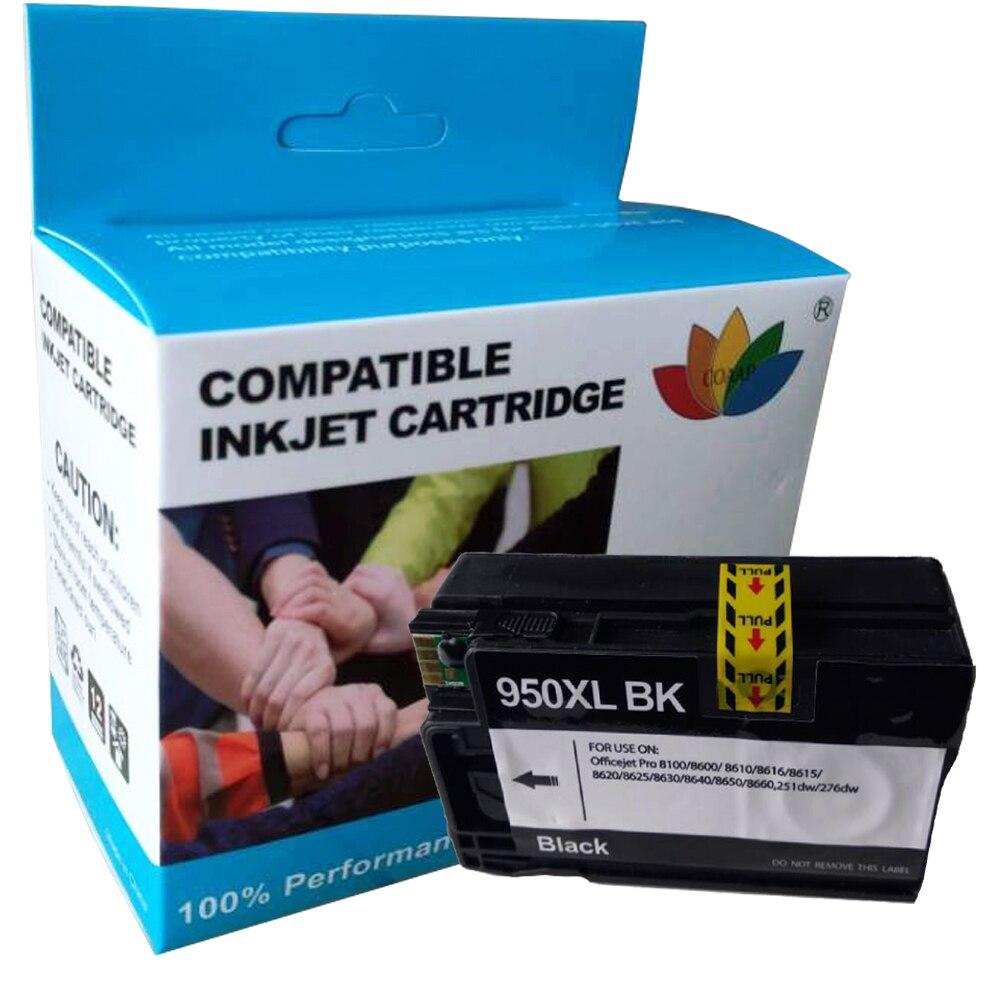 8PK 950XL 951XL For OfficeJet Pro 8600 8610 8615 8616 8620 8625 8630 8100 251dw