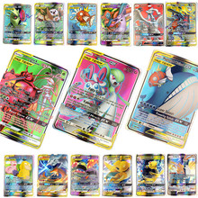 Kids Toys Card-Game Collection-Card Carte Energy-Charizard Trading English GX EX 100pcs