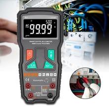 Высокоскоростной интеллектуальный цифровой мультиметр, измерительный прибор, 9999 отсчетов, мультиметр Y19S FKU66