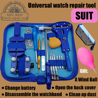 Ferramentas de relógio  ferramentas de regulador  conjuntos completos de reguladores de cinta  horloges reparatie gereedschap  definido para reparar o relógio