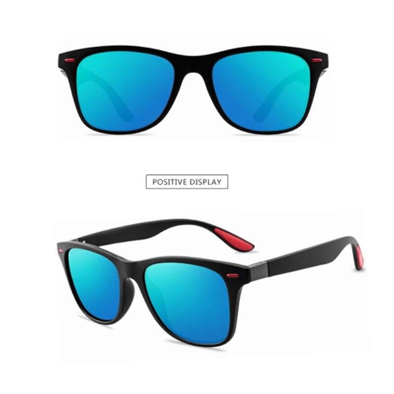 Polaryzator wędkarskie okulary do jazdy dla dorosłych spolaryzowane akcesoria mody okulary przeciwsłoneczne męskie