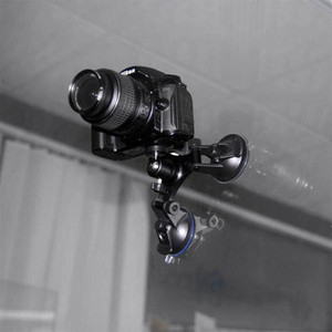 "Image 5 - زجاج سيارة شفط كأس مع 1/4 ""حامل الرأس الكرة جبل ل Insta360 واحد X/Yi 4 K/سوني FDR x3000 DSLR مجموعة اكسسوارات الكاميرا"
